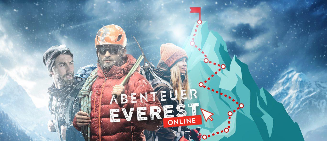 Abenteuer Everest Online
