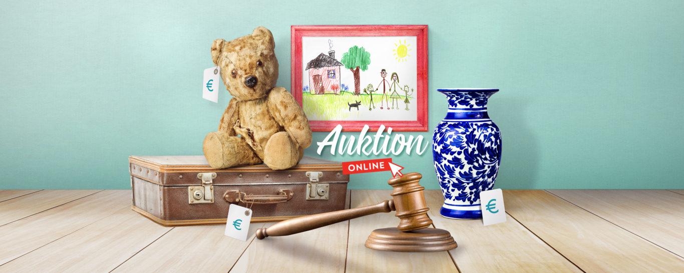 Weihnachtliche Online Auktion