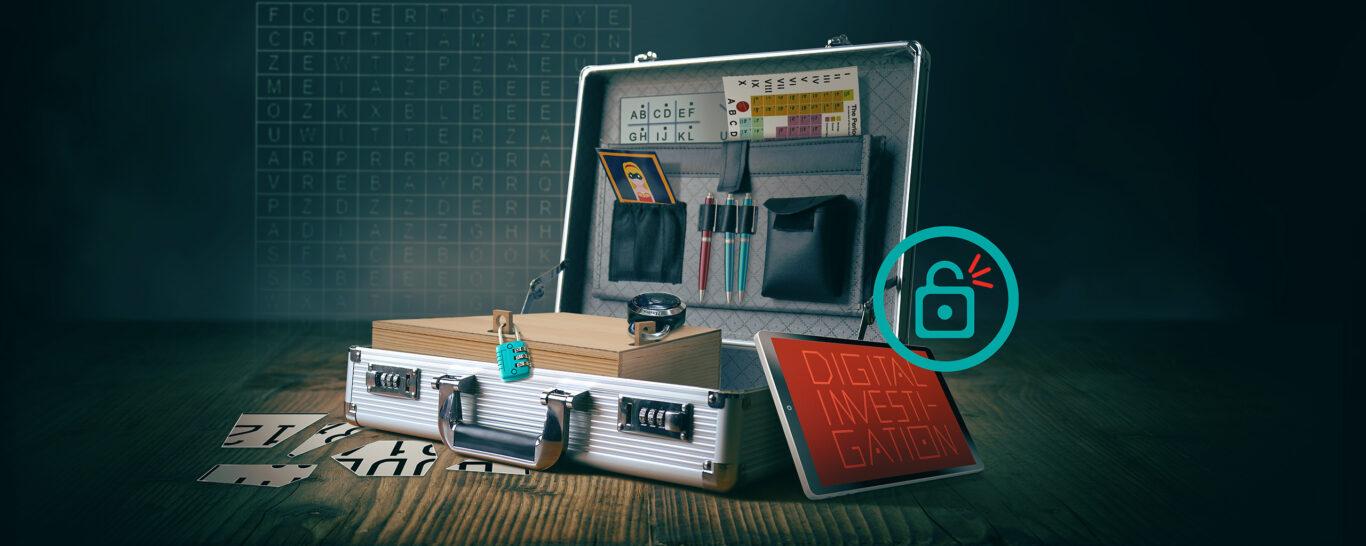 Digital Investigation – das Escape Game Firmenevent für überall