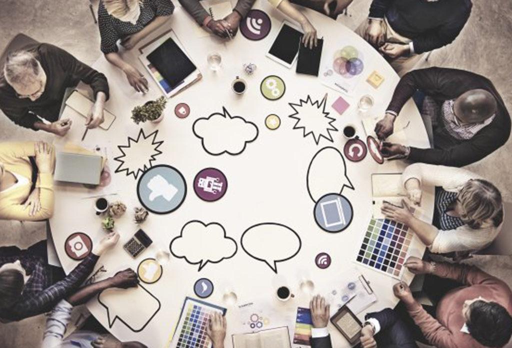 Digital World Café Methode