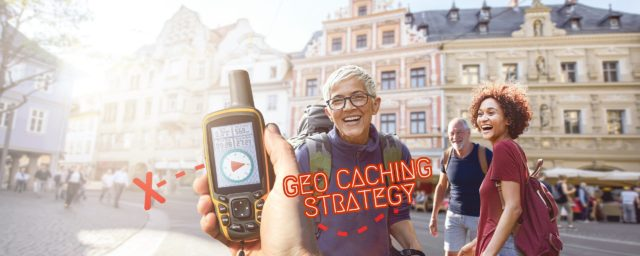Geocaching Strategie