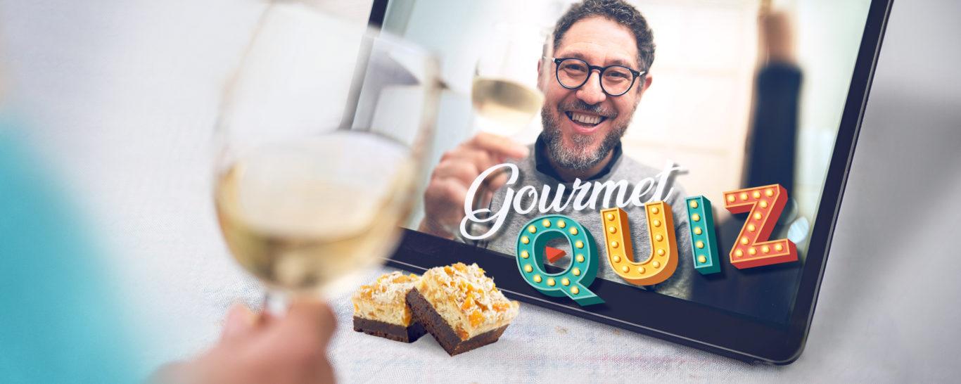 Gourmet Quiz Online