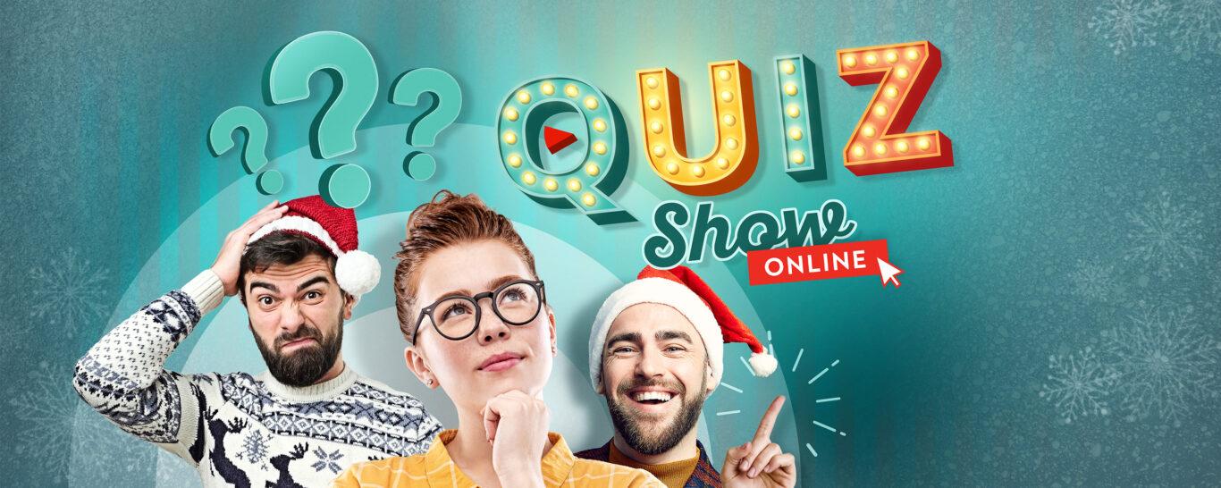 Weihnachts Online Game-Quiz