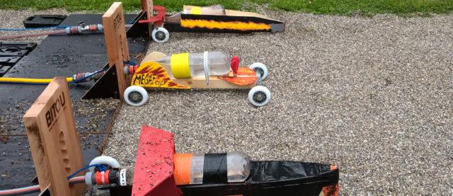 Raketen Auto Bau