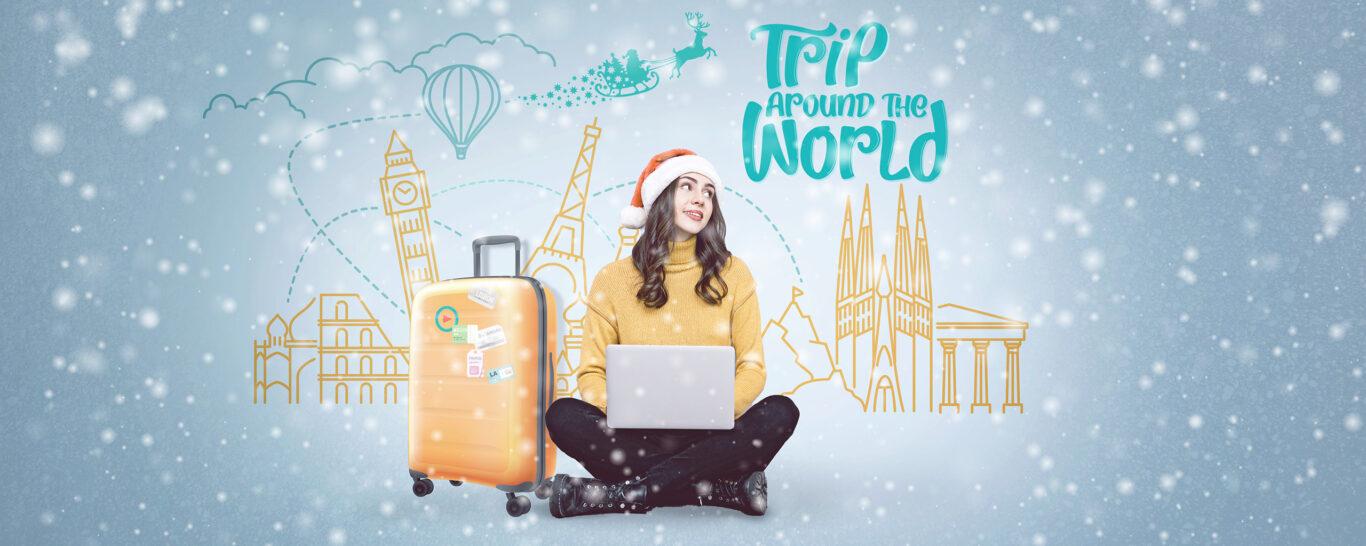 Christmas Around The World – Reise um die Welt