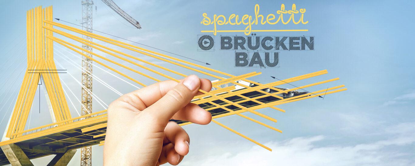 Spaghettibrückenbau Hybrid