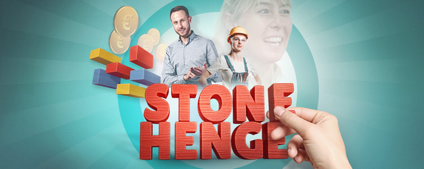 Stonehenge – Teamwork auf Fels gebaut