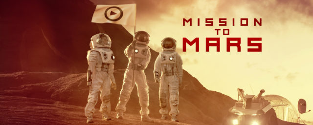 Mission to Mars: Teambuilding rund um Kommunikation