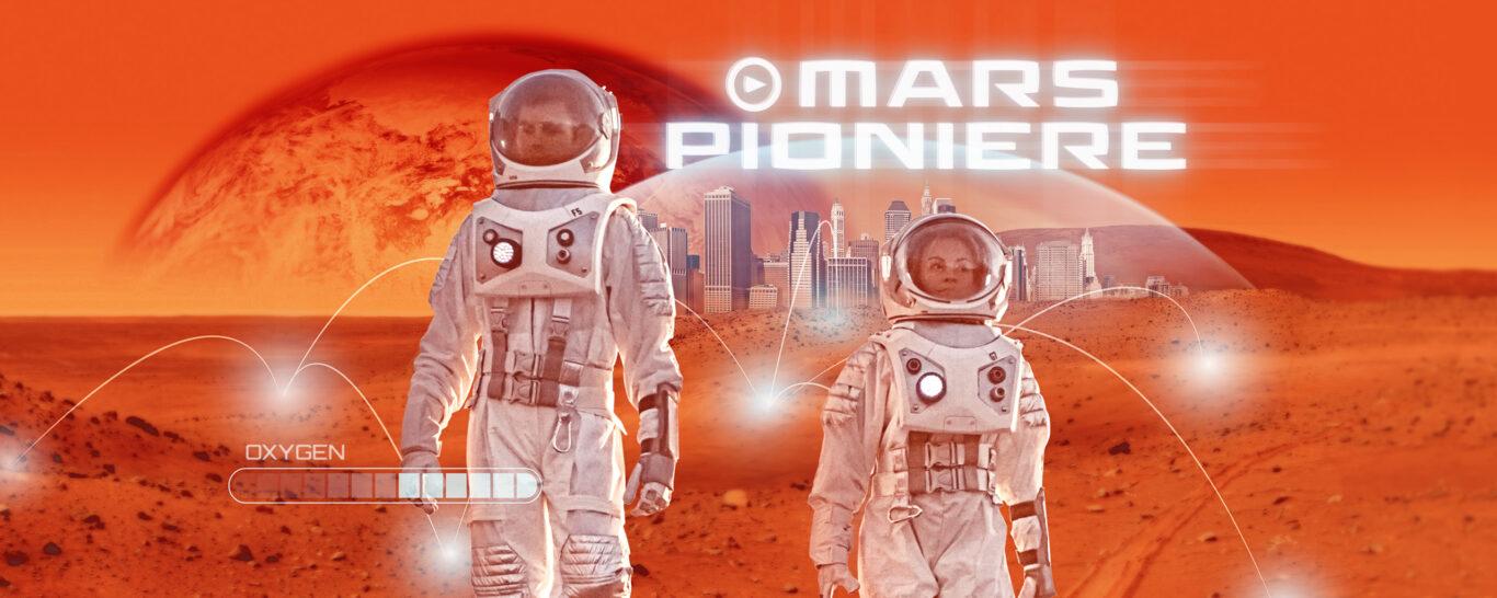 »Mars-Pioniere« – Teamgrenzen überwinden