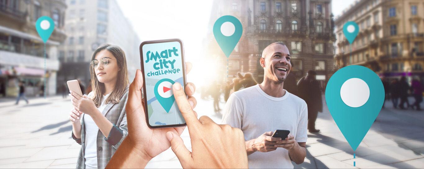 Smart City Challenge – der etwas andere Betriebsausflug