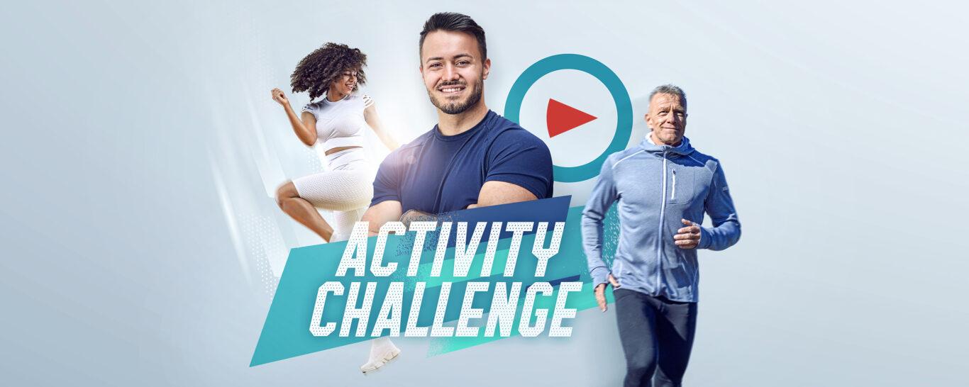 Activity-Challenge mit Kollegen – der Teamimpuls für mehr Bewegung