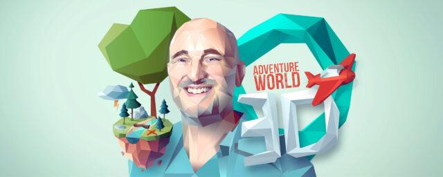Adventure World 3D – Teamgeist suchen und finden