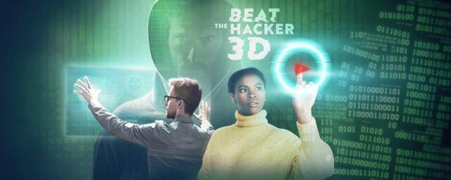 Beat the Hacker ist zurück – 3D-Escape Game