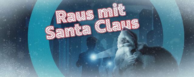 Outdoor-Weihnachtsfeier – Raus mit Santa Claus