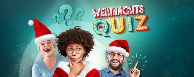 Team-Quizshow als Weihnachtsedition – Gemeinschaft gewinnt!
