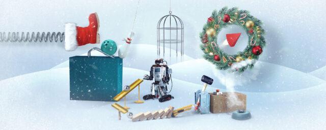 Weihnachtliche Kettenreaktion