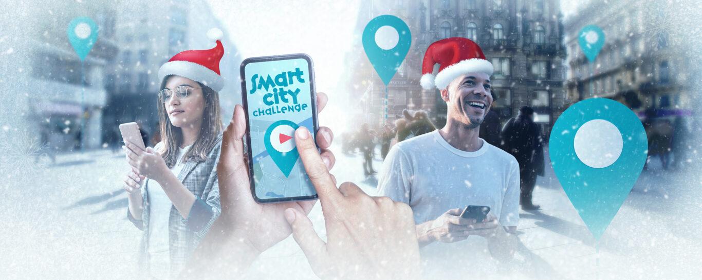 Weihnachtliche Bewegungspause – Challenge an der frischen Luft
