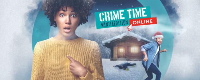 Winterkrimi – das weihnachtliche Online-Teamevent
